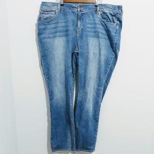 Lucky Brand Georgia Straight Medium Wash Jeans